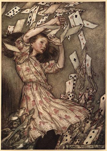 [알라딘서재]여러가지 앨리스(Alice in Wonderland) 삽화
