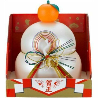 일본의 설을 장식하는 것들 (3) 鏡餠(카가미모치)