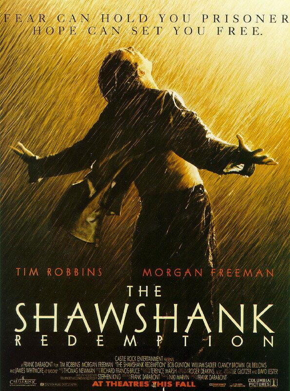 Shawshank Redemption Opening Scene
