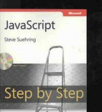 JavaScript (TM) Step by Step