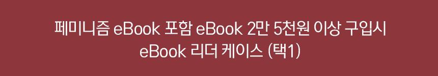 ebook 리더 케이스