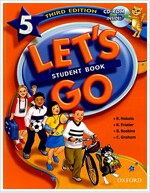 Let's Go: 5: Student Book with CD-ROM Pack (Package)