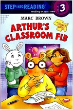 Arthur's Classroom Fib [With Stickers] (Paperback)