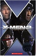 X-Men 2 (Paperback + CD 1장)