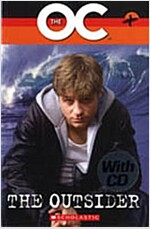The OC : The Outsider (Paperback + CD 1장)