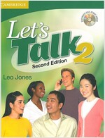 Let's Talk Level 2 Student's Book with Self-study Audio CD (Package, 2 Revised edition)
