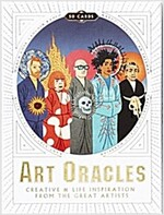 Art Oracles : Creative and Life Inspiration from the Great Artists (Cards)