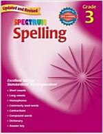 Spectrum Spelling, Grade 3 (Paperback, Revised)