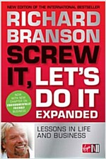 [중고] Screw it, Let's Do it : Lessons in Life and Business (Paperback, Expanded ed)