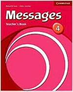 Messages 4 Teacher's Book (Paperback, Teacher's)