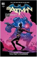 (뉴 52) 배트맨 8 : 슈퍼헤비