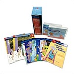 Step into Reading Step1 (Book + CD + Guide Book + Wordbook) 25종 Set