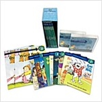 Step into Reading Step2 (Book + CD + Guide Book + Wordbook) 25종 Set