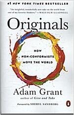 Originals (Paperback, Reprint)