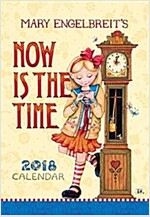 Mary Engelbreit 2018 Monthly Pocket Planner Calendar: Now Is the Time (Desk)