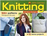 Knitting 2018 Day-To-Day Calendar (Daily)