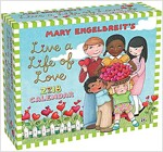Mary Engelbreit 2018 Day-To-Day Calendar: Live a Life of Love (Daily)