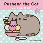 Pusheen the Cat 2018 Wall Calendar (Wall)