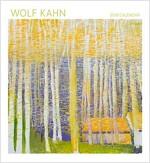 Wolf Kahn 2018 Calendar (Calendar, Wall)