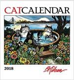 Catcalendar 2018 Calendar (Calendar, Mini, Wall)