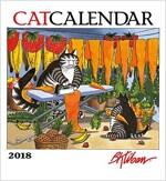 Catcalendar 2018 Calendar (Calendar, Wall)