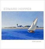 Edward Hopper 2018 Calendar (Calendar, Wall)