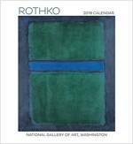 Rothko 2018 Calendar (Calendar, Wall)