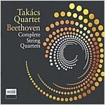 [수입] 베토벤 : 현악 사중주 전곡 (7CD+BDA+DVD 한정반)