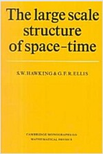The Large Scale Structure of Space-Time (Paperback, Revised)