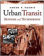 Urban Transit Systems and Technology (Hardcover)