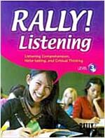 RALLY! Listening 3 (Paperback + CD 1장)