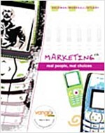Marketing : Real People, Real Choices (Paperback)