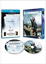[중고] [블루레이] 미션 : 30주년 기념 패키지 콤보팩 한정판 (2disc: BD+DVD)
