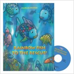 Pictory Set 3-28 / The Rainbow Fish to the Rescue (Paperback, Audio CD, Step 3)
