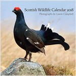Scottish Wildlife Calendar 2018 (Calendar)