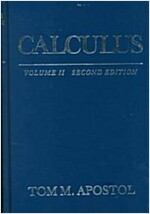 Calculus (Hardcover, 2, Volume 2 Second)