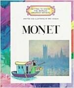 [중고] Monet (Paperback)