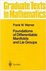Foundations of Differentiable Manifolds and Lie Groups (Hardcover, 1971. 2nd Print)