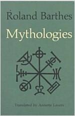 [중고] Mythologies (Paperback)