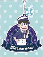 오소마츠상 카라마츠 마린 세일러마츠 러버스트랩 (おもちゃ&ホビ-)