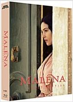 [블루레이] 말레나 : 언컷에디션 - 렌티큘러 초회 한정판