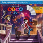 Coco Read-Along Storybook and Audio CD (Paperback, 미국판)
