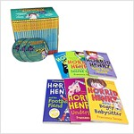 Horrid Henry Storybook Set (도서 23권 + MP3 CD 3장)