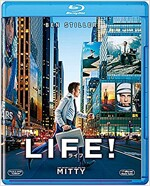 LIFE!/ライフ [Blu-ray] (Blu-ray)