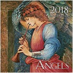 2018 Angels Wall Calendar (Wall)