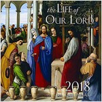 2018 the Life of Our Lord Wall Calendar (Wall)