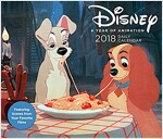 Disney 2018 Daily Calendar (Daily)