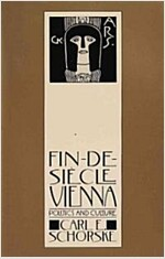 [중고] Fin-de-Siecle Vienna: Politics and Culture (Paperback)