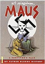 Maus I & II Paperback Boxed Set (Boxed Set)