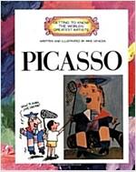 [중고] Picasso (Paperback)